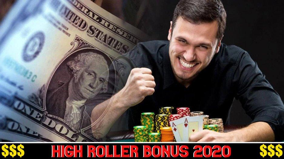 High roller bonusy