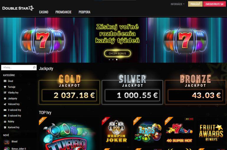 Online casino Double Star