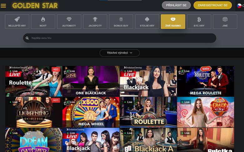 online casino Golden Star