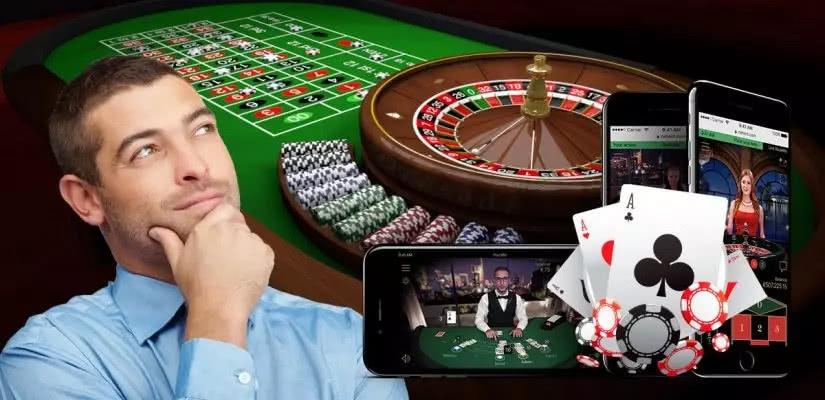 Hraní hazardu a přemýšlení
