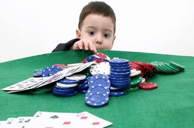 Hazard nezletilých