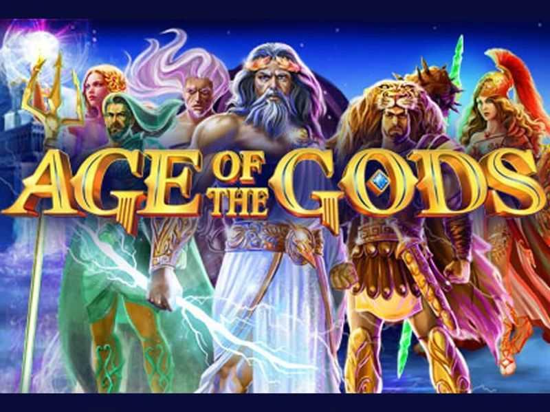 Age Of The Gods - úvodní obrázek