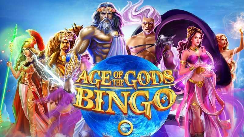 Age of the Gods Bingo - úvodní obrázek