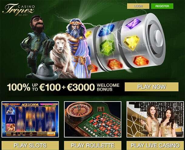 Hazardní provozovna od Euro Partners Group Casinos