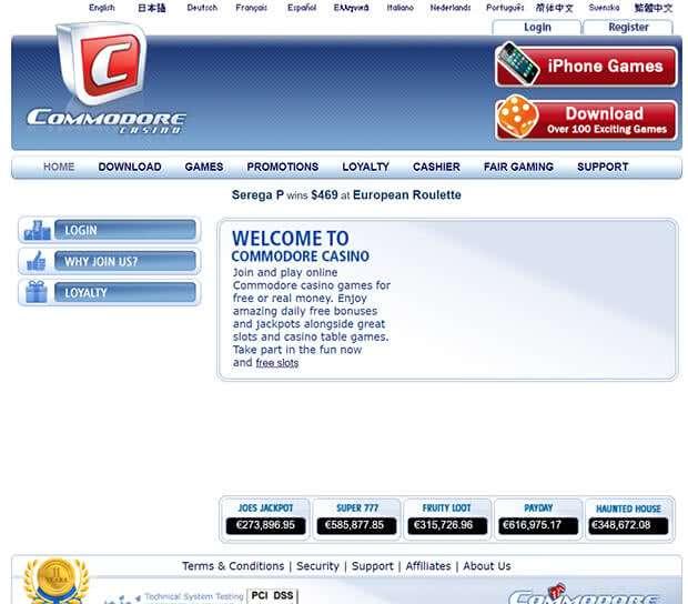 Hazardní provozovna od Gambling Federation