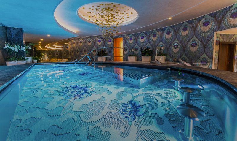Bazén v King's Resort