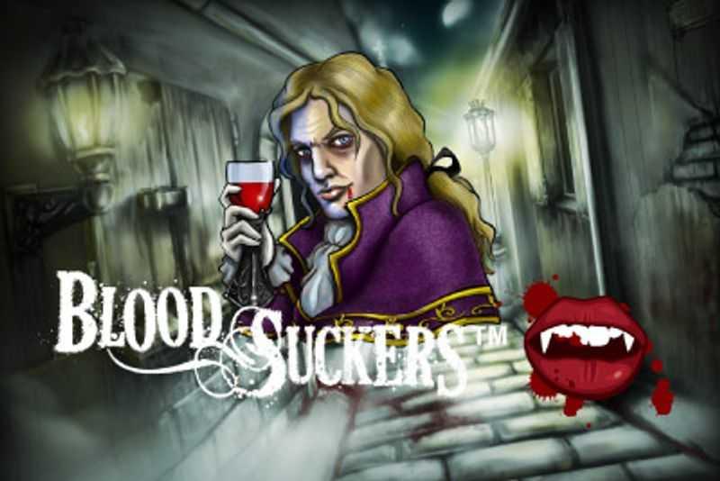 Výherní automat Blood Suckers - úvodní obrázek