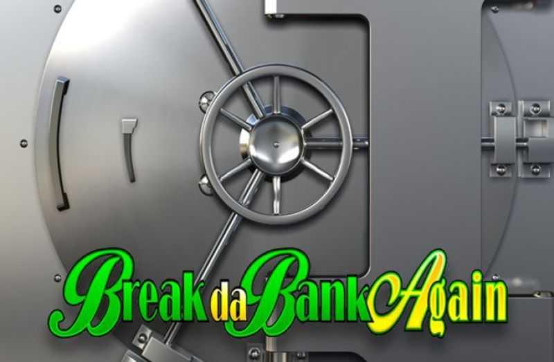 Logo - Break da Bank Again