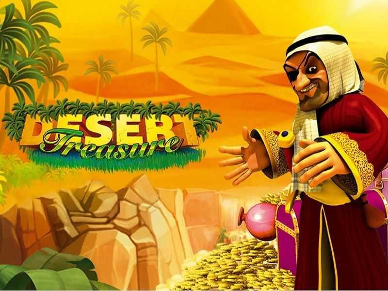 Úvodní obrázek - Desert Treasure