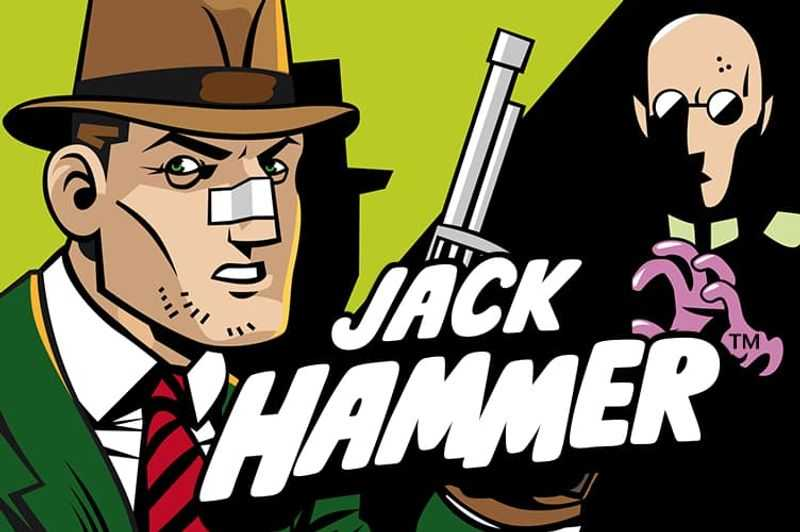Jack Hammer - logo