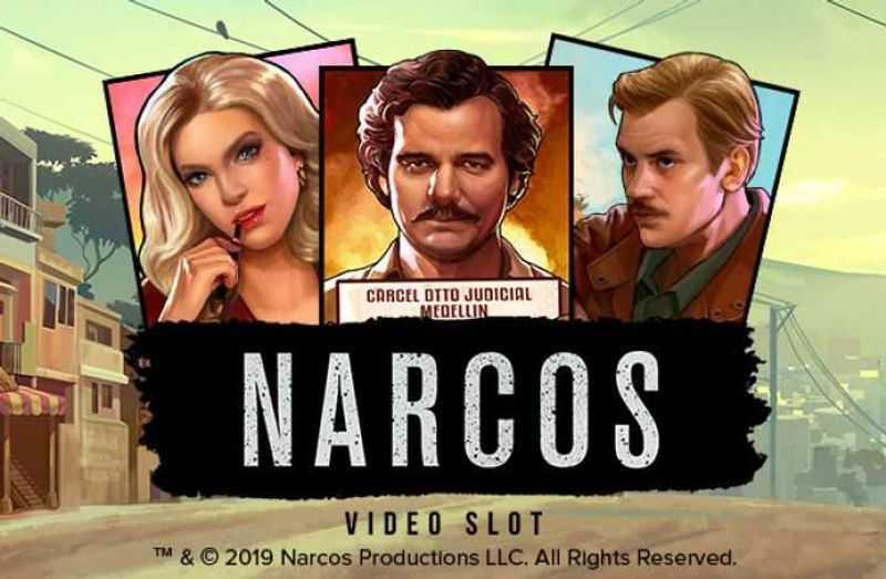 Automat Narcos - logo