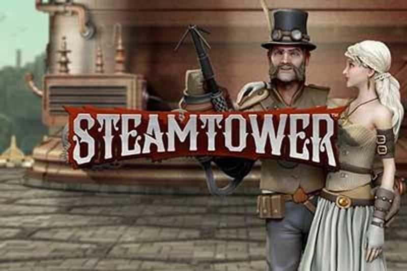 Steam Tower - logo