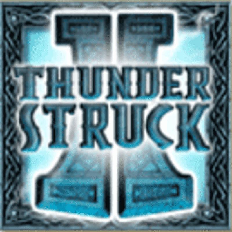 Thunderstruck II - logo