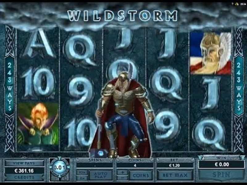 Thunderstruck II - Wildstorm