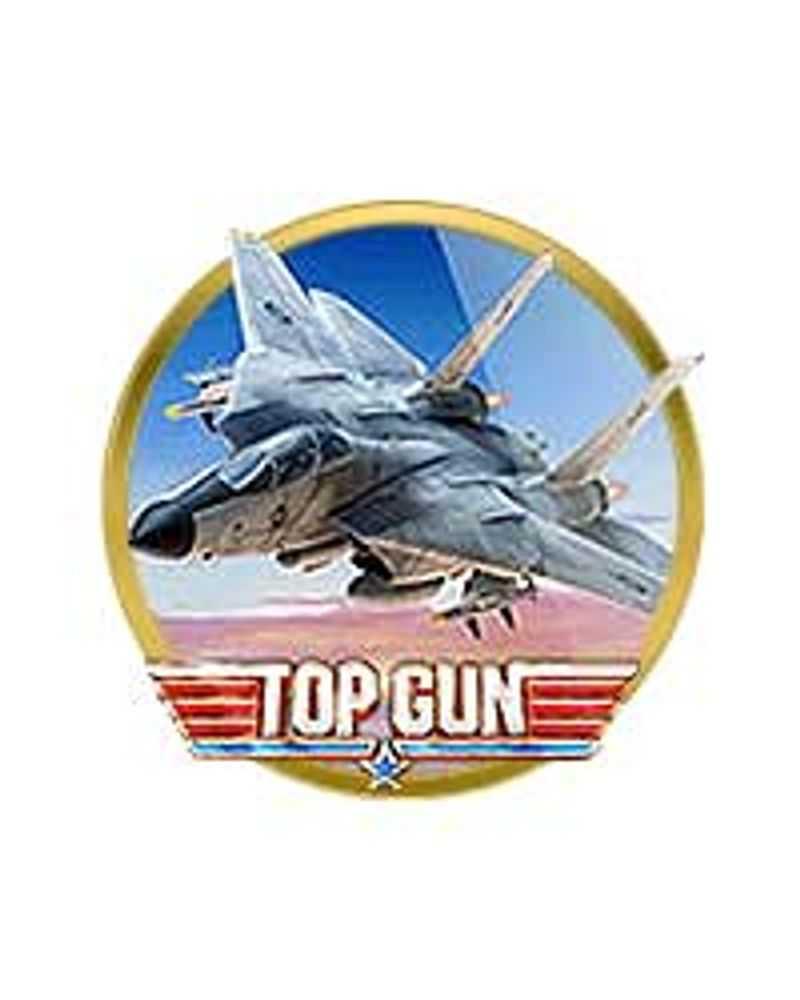Výherní automat Top Gun - logo