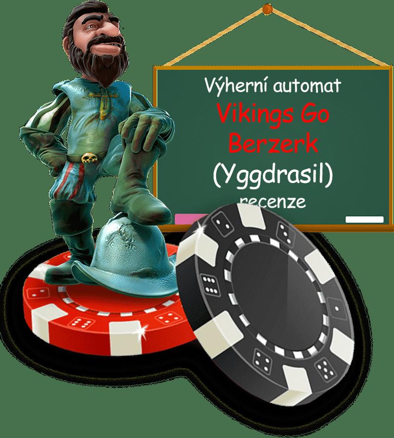 Úvod - Výherní automat Vikings Go Berzerk