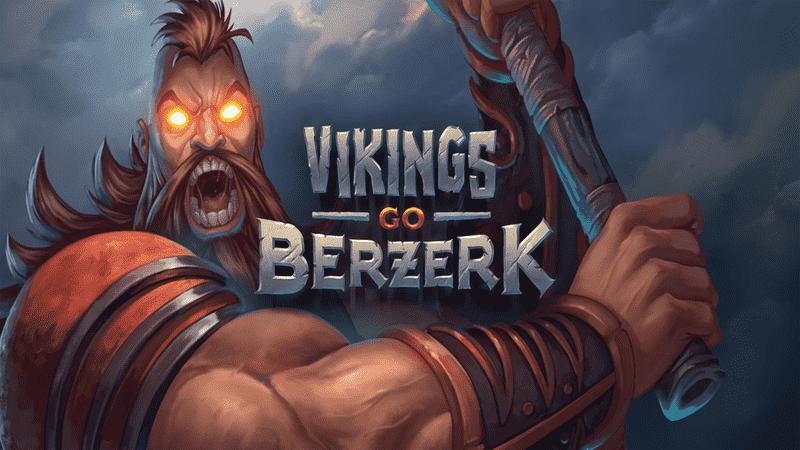 Úvodní obrázek - Výherní automat Vikings Go Berzerk