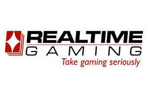 RealTime Gaming (RTG) logo
