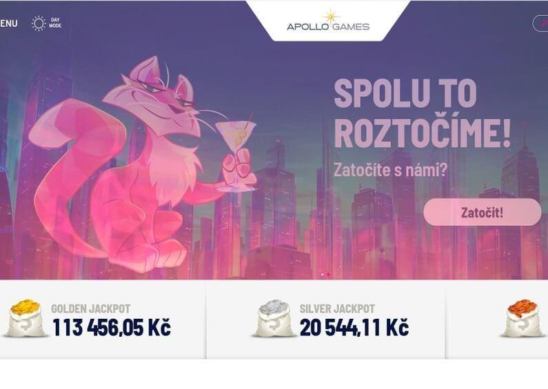 Apollo Games - home page
