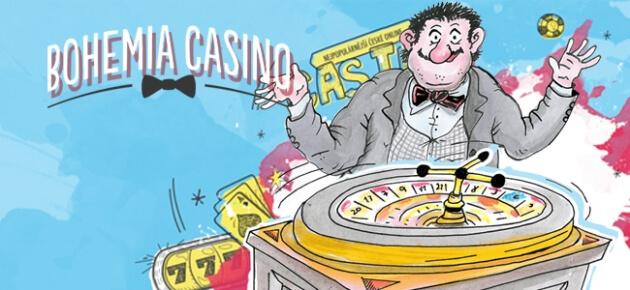 Bohemia Casino promo