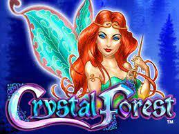 Crystal Forest Slot - logo