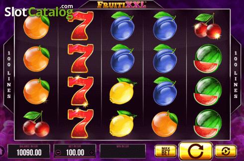Hrát automat Fruiti XXL
