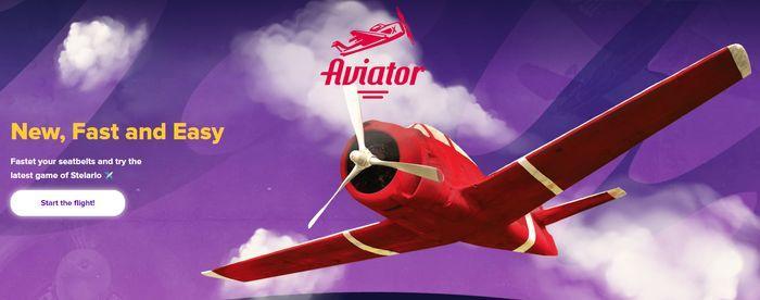 Aviator - promo obrázek