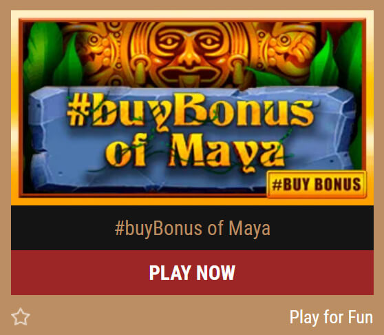Automat s funkcí Buy Bonus od Belatra Games
