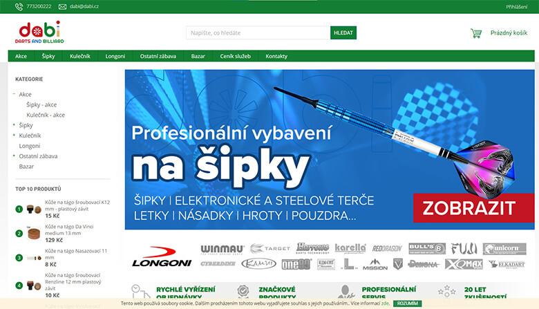 e-shop dabi.cz
