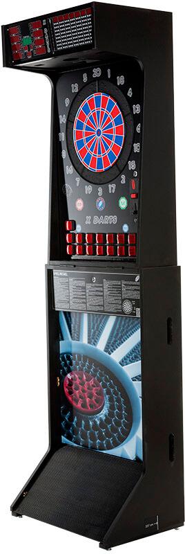 Stojací šipkový automat