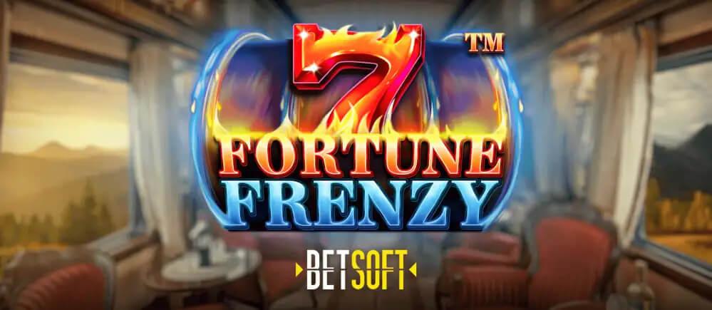 Cover - výherní automat 7 Fortune Frenzy