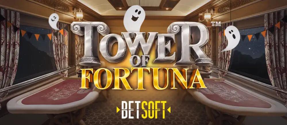 Výherní automat Tower of Fortuna