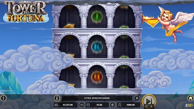 Tower of Furtuna - výherní automat