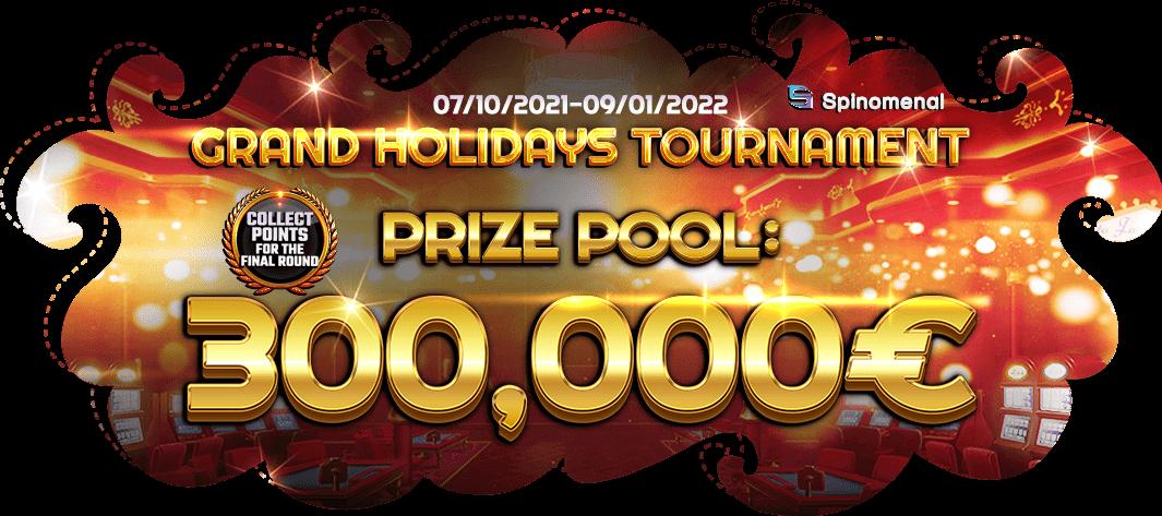 Playamo Grand Holidays Tournament cover