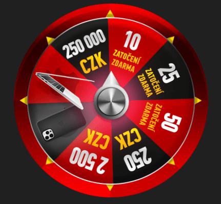 Playamo Casino - kolo štěstí - bonusy a odměny