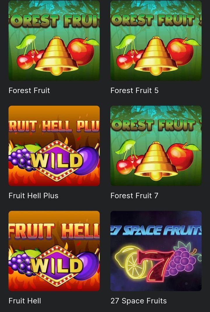 Tech4Bet nabídka her detailně