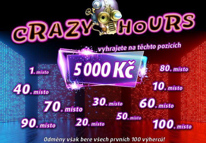 Crazy hours turnaj