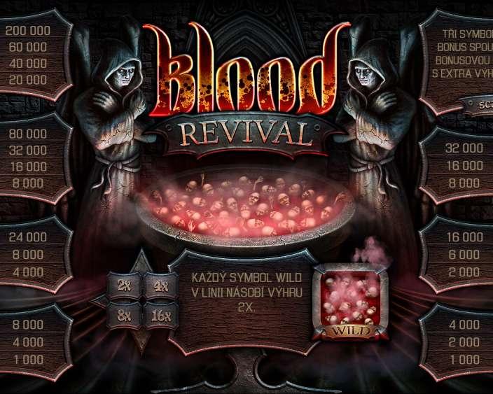 Blood Revival automat