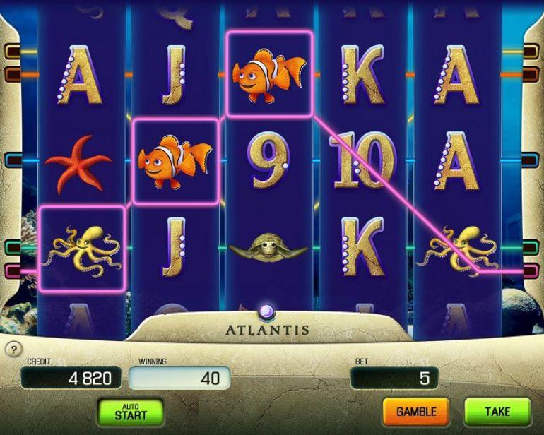 Automat Atlantis