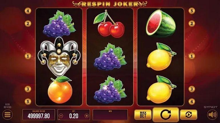 Automat Respin Joker