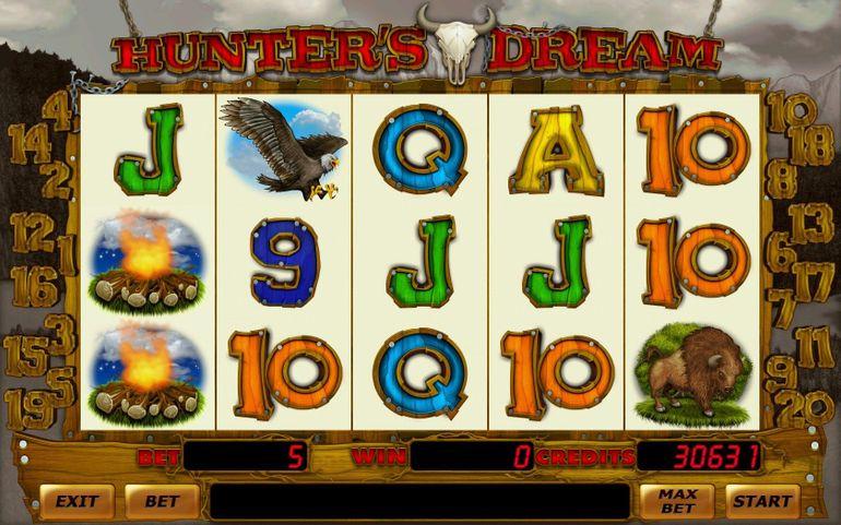 Automat Hunter's Dream 2