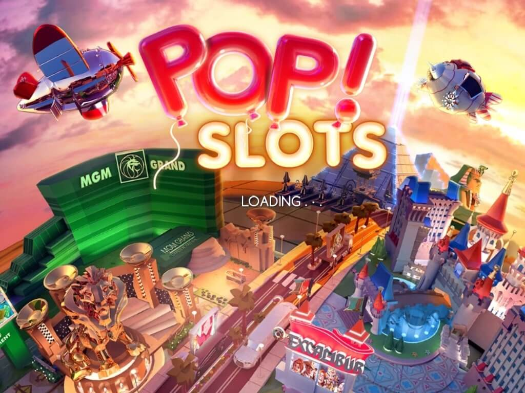 Pop slots(Play Studio)