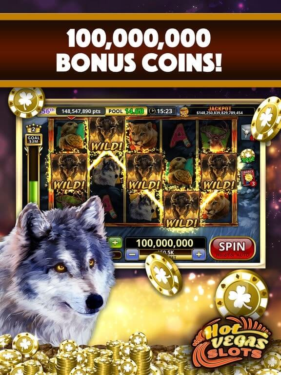Slots - Hot Vegas