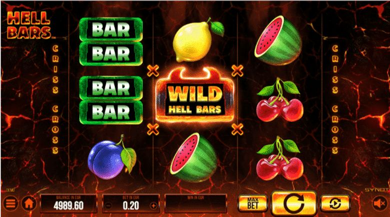 Hell Bars automat