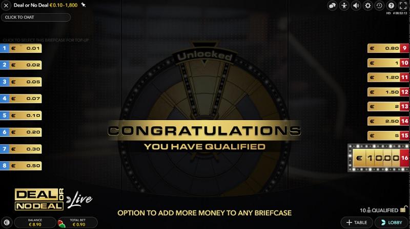 The qualifying round (kvalifikační kolo)