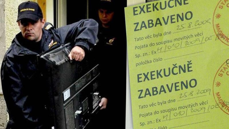 Osoby v exekuci stále mohou zkoušet (neúspěšně) řešit svou situaci ve světě hazardu.