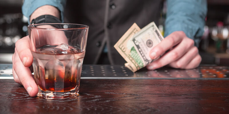 Provozovny hazardu čekal konec alkoholu zdarma a spousta dalších omezení