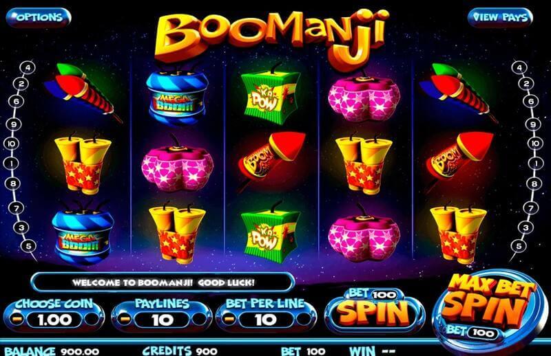 Free spiny na automat Boomanji a další