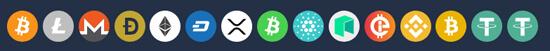 Měny v bitcoin casinu Casinoin