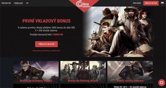 online casino Cobra Casino